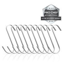 Pro Tools Chef De Cocina De Primera Calidad Plana En Forma S
