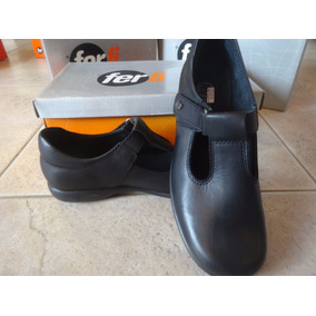 Zapato Colegial Ferli Niña (guillermina Lisa)