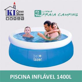 Piscina Inflável Infantil 1400 Litros
