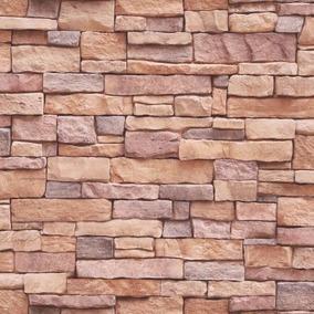 Papeles vinilicos simil piedra pisos paredes y for Papel de pared argentina