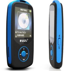 Mp3 Player X06 Ruizu Fm 8gb Musica Mp4 Multimídia Bluetooth