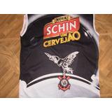 Camisa Da Escola De Samba Gaviões Da Fiel Corinthians