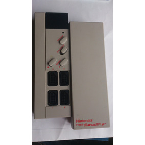 Nintendo Nes Satellite Transmitter Adaptador Inalambrico Vv4