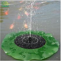 Kit Fonte De Agua Com Painel Solar