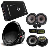 Kit Pro Audiophonic - Módulo + Sub 12