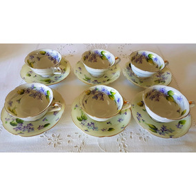 Tazas De Te De Porcelana
