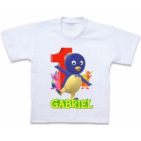 Roupas Camiseta Blusa Personalizada Backyardigans Pablo