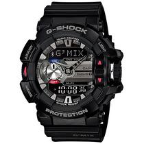 Relogio Casio G.shock Gba400-1adr Bluetooth G Mix