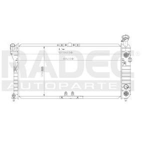 Radiador Chevrolet Celebrity 2001-2002 V6 3.4/3.8l S/sen Aut