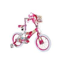 De Dynacraft Chica Barbie Bike (rosa / Blanco De 16 Pulgadas