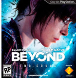Beyond: Two Souls Juego Ps3 Playstation 3