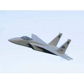 Aeromodelo-planta Do F-22 P/ Depron C/manual+ Super Brindes!