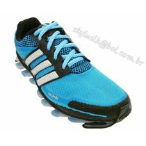 Tênis Adidas Springblade - Azul Bebê