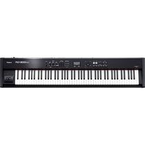 Piano Digital Sintetizador Roland Rd-300nx 88 Teclas C/ Font