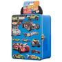 Maleta Hot Wheels Metálica Básica Para 18 Carros 6905-8