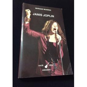 Livro Janis Joplin- Mariano Muniesa