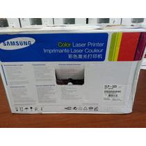 *remate* Impresoras Samsung Clp-325/xaa Oferta Hasta 28/02