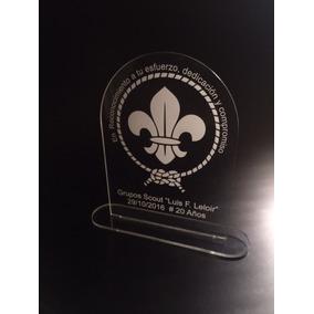 Placa Conmemorativa, Trofeos , Recordatorios Grabado Laser