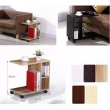 Mesa Lateral Para Living / El Container