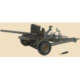 Coleccionable Gi Joe Segunda Guerra Mundial 37mm Antitanque