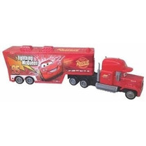 Camion Cars Mack A Friccion Lightning Mcqueen Mide 48cm