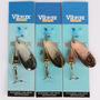 Spinner Pesca Vibrax Blue Fox Nº 6 Cuchara Salmon 3 Colores