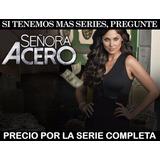 Pelicula Serie Tv Dvd Hd Señora Acero Completa