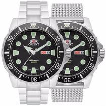 Relógio Orient 469ss073 P1sx Netuno Novo Poseidon Diver 500m