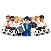 Max Krus Sami Mario Nehuer Equipo Futbol Compatible Con Lego