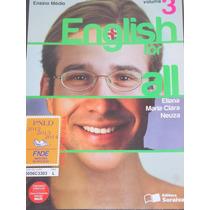 English For All Volume 3 - Eliana Aun / Maria Clara