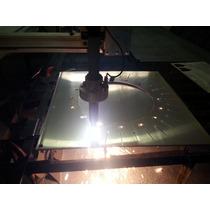 Bridas En Acero, Aluminio, Inox Maquila Corte Cnc Plasma