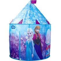 Barraca Portátil Castelo Da Frozen