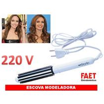 Escova Modeladora Faet Pronto - 220v Frete Grátis!!