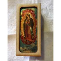 Caja Alhajero De La Virgen De Guadalupe Ideal Para Recuerdos