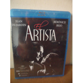The Artist Blu Ray Movie Cine Francia Michel Hazanavicius