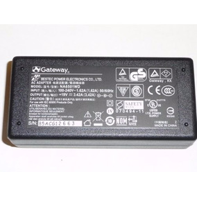 Cargador Gateway M-7317e 3000 19v 3.42a 2.5mm Garantía
