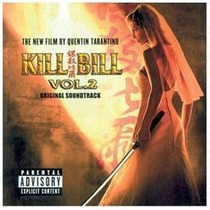 Kill Bill Vol 2 Banda De Sonido Cd Nuevo