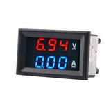 Voltímetro Amperímetro Digital Cc 0~100v / 10a Oferta !