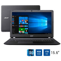 Notebook Acer Aspire Es1-572-36xw Core I3-6100u 4gb 1tb