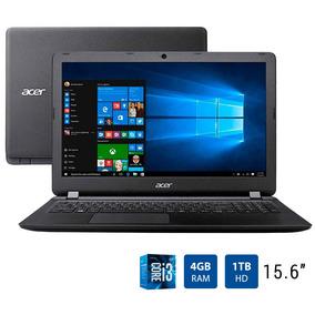 Notebook Acer Aspire Es1-572-31kw Core I3-6100u 4gb 1tb 15.6