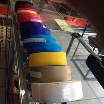 Rollo 12m Cinturon De Color Varios Tonos