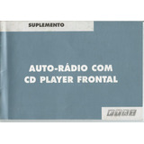 Manual Proprietario Som Fiat Cd Palio Siena Etc 2000 A 2006