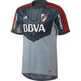 Camiseta Oficial River Plate Arquero Buzo Barovero 2016