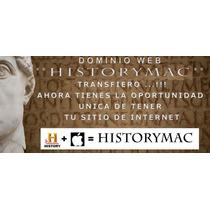 Dominio Web ***historymac*** Transfiero El Mas Buscado..