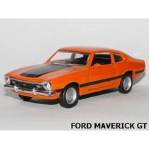 Maverick Gt 1974 Miniatura Classicos Nacionais 2
