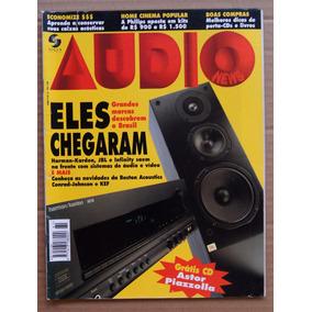 Revista Audio News Nº 61 Ano 5 Dezembro/96 Natalie Cole