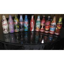 Colección De Botellitas De Coca-cola® 237ml Edición Limitada
