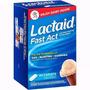 Lactaid Fast Act 60 Cápsulas Original Importado 9000 Fcc Lac