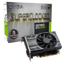 Placa De Vídeo Vga Evga Geforce Gtx 1050ti Sc Gaming 4gb