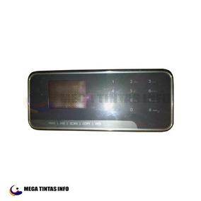 Painel De Tarefas Lcd Hp 8500 Pouco Usado E Testado